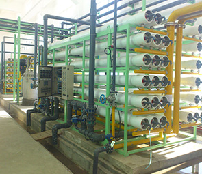 Yancheng Iron and Steel Group reused wastewater for industrial feed water system -May 2014