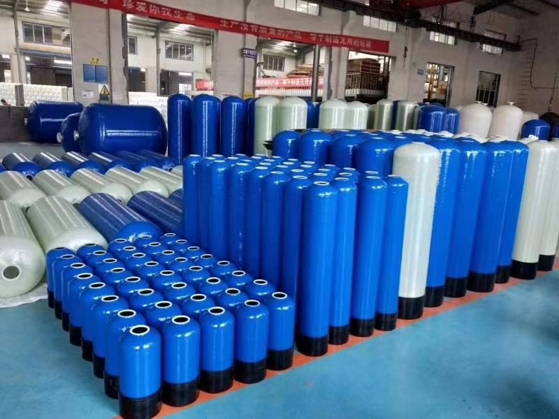 1.0MPA-150PSI FRP TANKS  (14 to 24 INCH) FOR COMMERCIAL USE