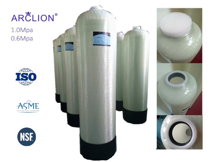150PSI(1.0Mpa) FRP TANKS (6 to13 INCH) FOR RESIDENTIAL USE