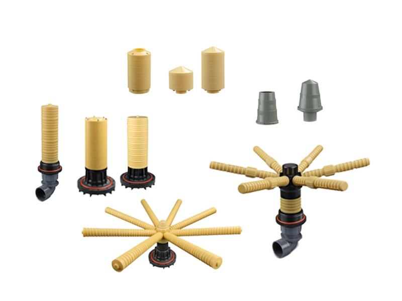 distributors,strainer for frp softener/filter tanks